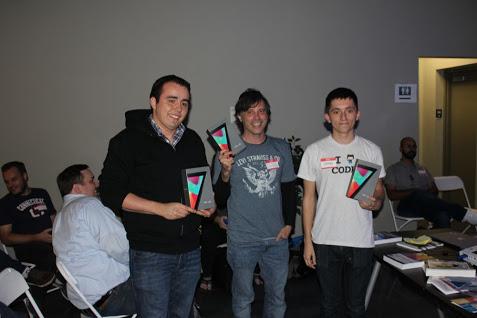 HolidayJS 2012 AKA Ultimate Nerd Party