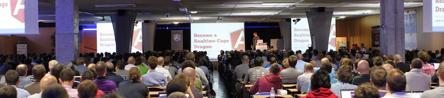 ngEurope 2014: Become a Realtime Cage Dragon with Firebase and AngularJS