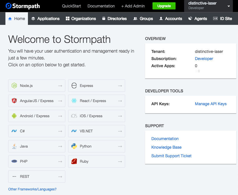 stormpath-dashboard